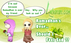 Illustration Should I Feel Sad When Ramadhan is Over?