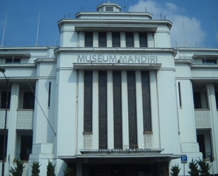 Illustrasi Museum Bank Mandiri | www.goindonesia.com