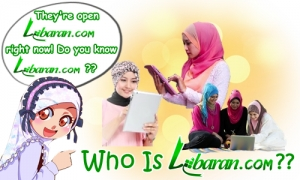 Illustrasi It's about lebaran.com