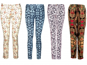 Illustrasi Printed Pants | Idiva.com